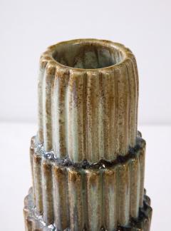 Robbie Heidinger Fluted Stack Vase 1 by Robbie Heidinger - 1160698