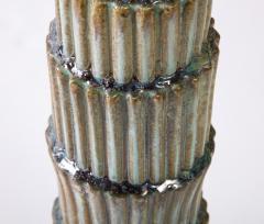 Robbie Heidinger Fluted Stack Vase 1 by Robbie Heidinger - 1160699
