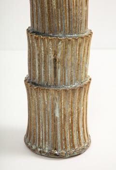 Robbie Heidinger Fluted Stack Vase 2 by Robbie Heidinger - 1160692