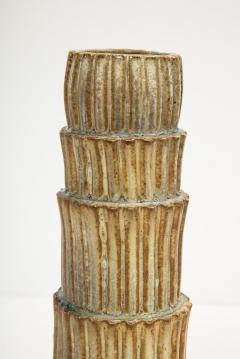 Robbie Heidinger Fluted Stack Vase 2 by Robbie Heidinger - 1160693
