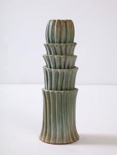 Robbie Heidinger Fluted Vase 1 by Robbie Heidinger - 1164012