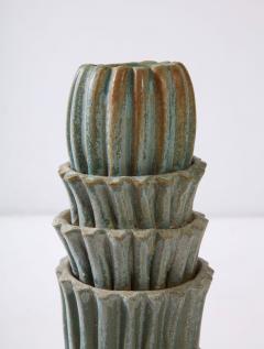 Robbie Heidinger Fluted Vase 1 by Robbie Heidinger - 1164013