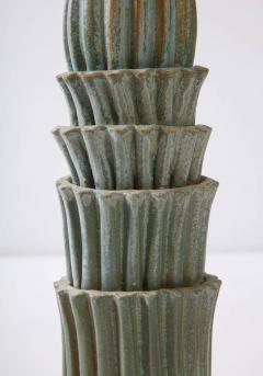 Robbie Heidinger Fluted Vase 1 by Robbie Heidinger - 1164014