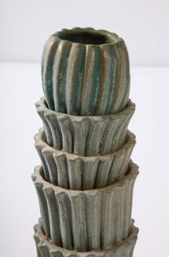 Robbie Heidinger Fluted Vase 1 by Robbie Heidinger - 1164017