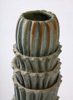 Robbie Heidinger Fluted Vase 1 by Robbie Heidinger - 1164018