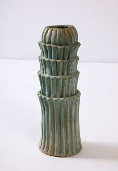 Robbie Heidinger Fluted Vase 2 by Robbie Heidinger - 1163995