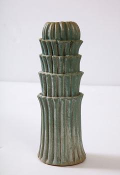 Robbie Heidinger Fluted Vase 2 by Robbie Heidinger - 1163998