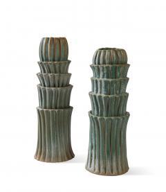 Robbie Heidinger Fluted Vase 2 by Robbie Heidinger - 1164001