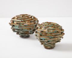 Robbie Heidinger Pair of Jetsam Vases by Robbie Heidinger - 1928674