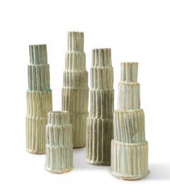 Robbie Heidinger Stack Vase 2 by Robbie Heidinger - 1164155