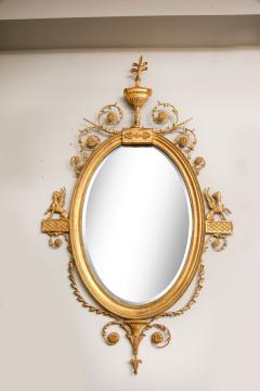 Robert Adam A Pair of George III Style Giltwood Mirrors - 444543