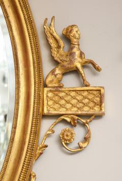 Robert Adam A Pair of George III Style Giltwood Mirrors - 444545