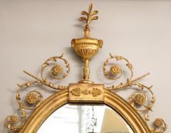 Robert Adam A Pair of George III Style Giltwood Mirrors - 444546