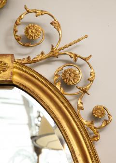Robert Adam A Pair of George III Style Giltwood Mirrors - 444581