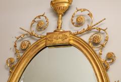 Robert Adam A Pair of George III Style Giltwood Mirrors - 444585
