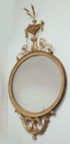 Robert Adam Adam Period Giltwood Mirror - 1659086