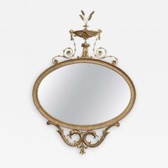 Robert Adam Adam Period Giltwood Mirror - 1660155