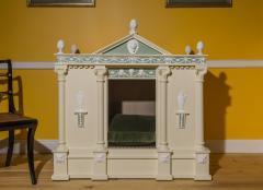 Robert Adam Large Neoclassical Dog House in the Manner of Robert Adam - 919026