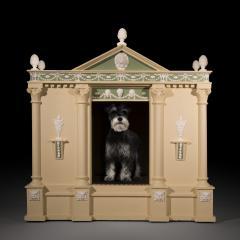 Robert Adam Large Neoclassical Dog House in the Manner of Robert Adam - 919027