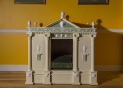 Robert Adam Large Neoclassical Dog House in the Manner of Robert Adam - 919028