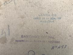 Robert Camm Puerta Bisagra Toledo  - 765834