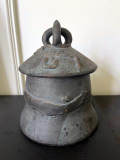 Robert Chapman Turner Sculptural Ceramic Ashanti Jar Robert Turner Published - 1979782