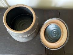 Robert Chapman Turner Sculptural Ceramic Ashanti Jar Robert Turner Published - 1979791