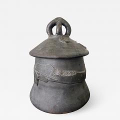 Robert Chapman Turner Sculptural Ceramic Ashanti Jar Robert Turner Published - 1982431