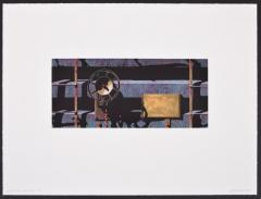 Robert Cottingham Robert Cottingham Rolling Stock Portfolio 6 Works - 1391751