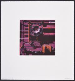 Robert Cottingham Robert Cottingham Rolling Stock Portfolio 6 Works - 1391753