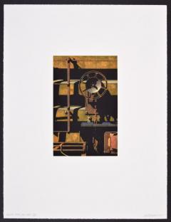 Robert Cottingham Robert Cottingham Rolling Stock Portfolio 6 Works - 1391754
