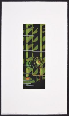 Robert Cottingham Robert Cottingham Rolling Stock Portfolio 6 Works - 1391763