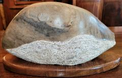 Robert Dale Tsosie Sleepy Mountains Sculpture by RD Tsosie - 2142924