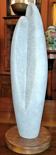 Robert Dale Tsosie Soul Mates Utah Alabaster Sculpture by RD Tsosie - 2142879