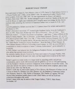Robert Dale Tsosie Soul Mates Utah Alabaster Sculpture by RD Tsosie - 2142887