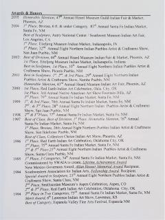 Robert Dale Tsosie Soul Mates Utah Alabaster Sculpture by RD Tsosie - 2142888