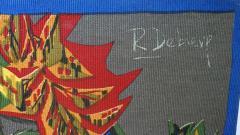 Robert Debieve Le vol de flamants Signed by Robert Debi ve - 1928916