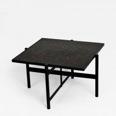 Robert Deblander Mosaic Tile Top Table - 895442