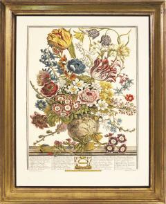 Robert Furber Twelve Months of Flowers - 1202538