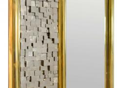 Robert Goossens Pyrite mirror by Robert Goossens 1972 - 1055310