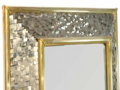 Robert Goossens Pyrite mirror by Robert Goossens 1972 - 1055312