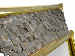 Robert Goossens Pyrite mirror by Robert Goossens 1972 - 1055314