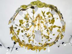 Robert Goossens Robert Goossens Waterlilies Chandelier - 1165131