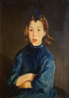 Robert Henri Ann of Achill - 243600