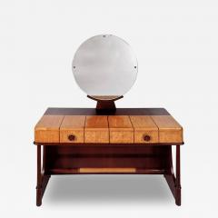 Robert L Rasmussen Robert Rasmussen Danish Art Deco Dressing Table   73323