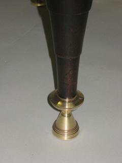 Robert Lemariey Rare Pair of Stools by Robert Lemariey - 1876836