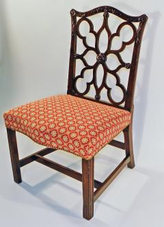 Robert Manwaring A George III Mahogany Side Chair - 1177786