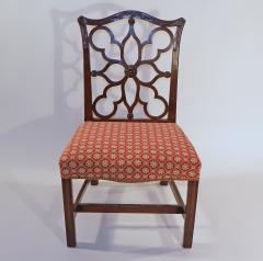 Robert Manwaring A George III Mahogany Side Chair - 1177788