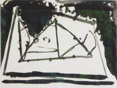 Robert Motherwell A Robert Motherwell Painting on Paper - 1639259