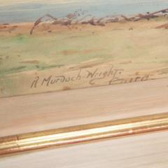 Robert Murdoch Wright Large watercolour of Cairo by Robert Murdoch Wright - 1933767